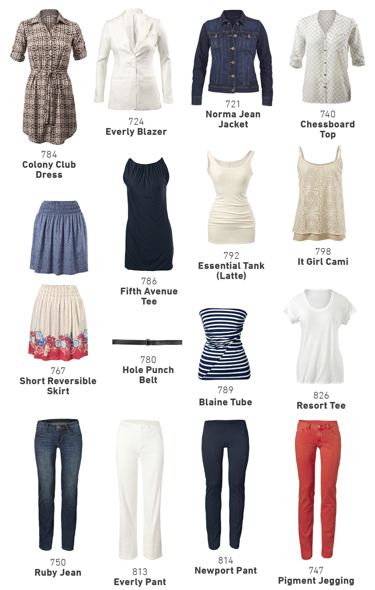 ffb1de3a335 A Fresh Look at 15 items for 30 Days of Spring Fashion! - Cabi ...