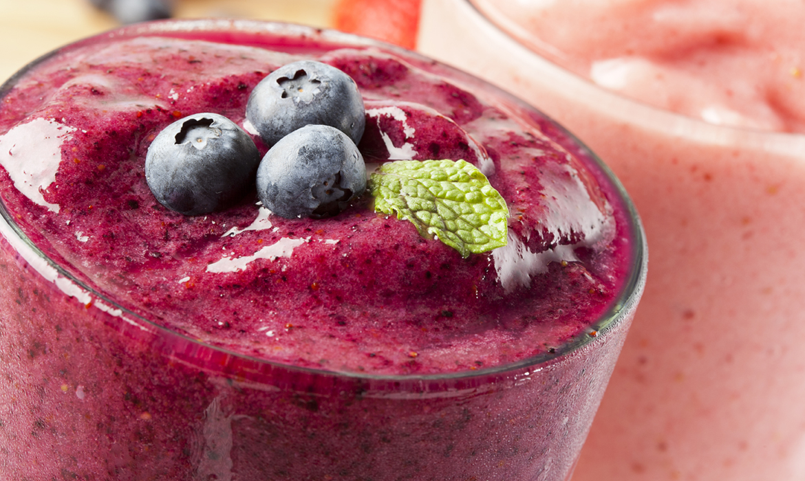Healthy Blueberry Smoothie - CAbi Fall 2014 Collection