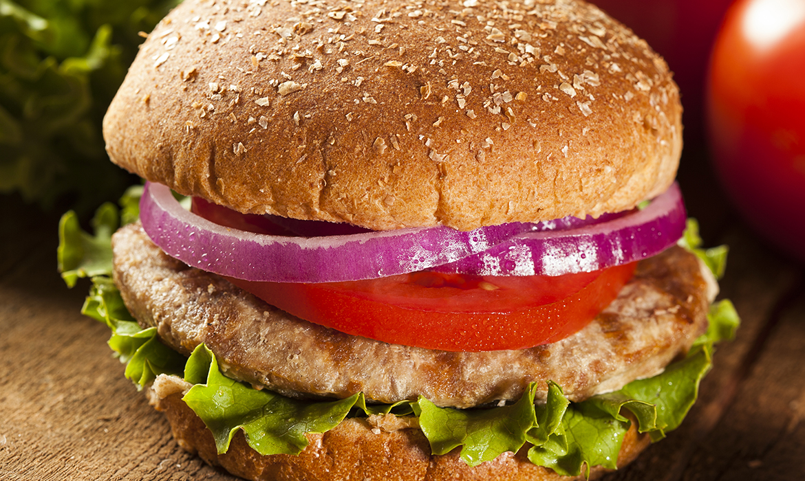 Turkey Burger with Zucchini and Carrot - CAbi Spring 2015 Collection
