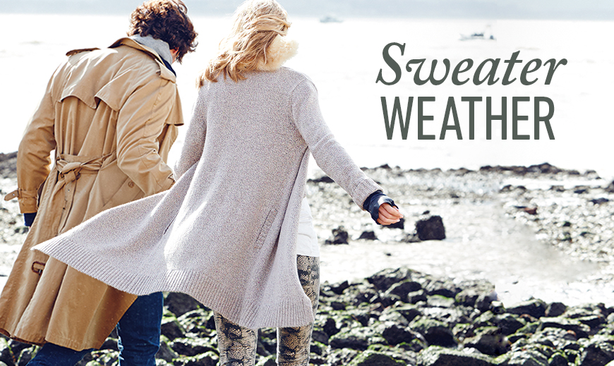 Sweaters + Coats to Keep You Cozy this Fall , CAbi Blog