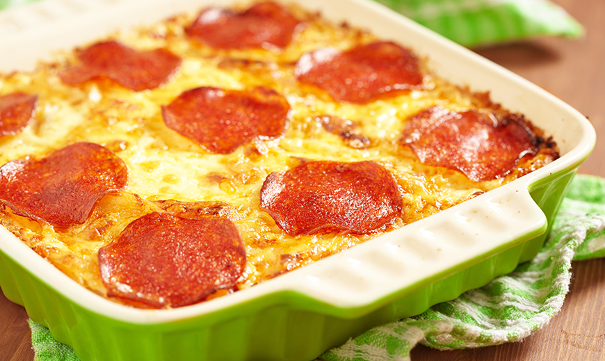 Pizza Dip Recipe - CAbi Blog