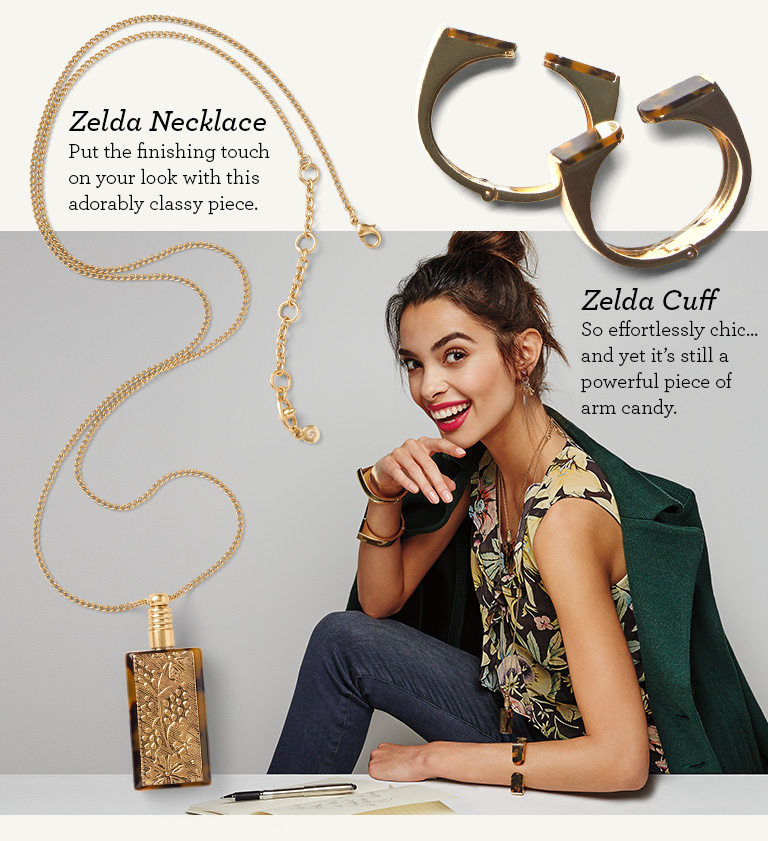 10 Gorgeous New Jewelry Pieces To Love This Fall Cabi