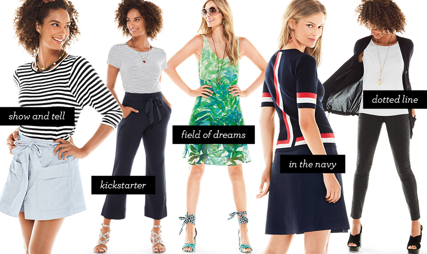 Trend Report 5 Spring 2017 Fashion Trends To Try Asap Cabi Clothing