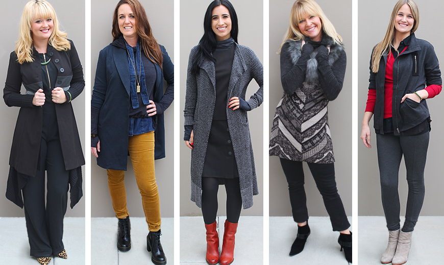 How to layer clothes for fashion 89