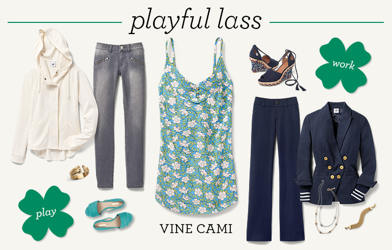 St Patricks Day Outfit Ideas Cabi Clothing