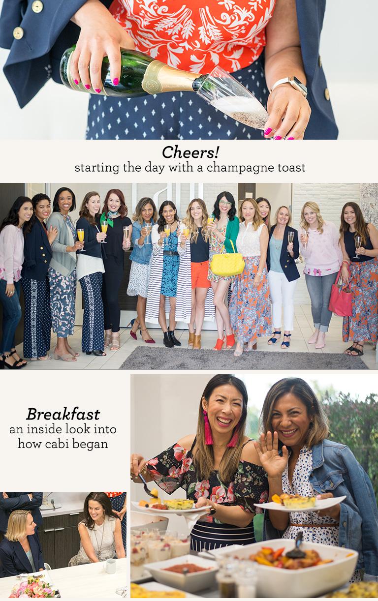 cabi Clothing | Blogger Day Recap