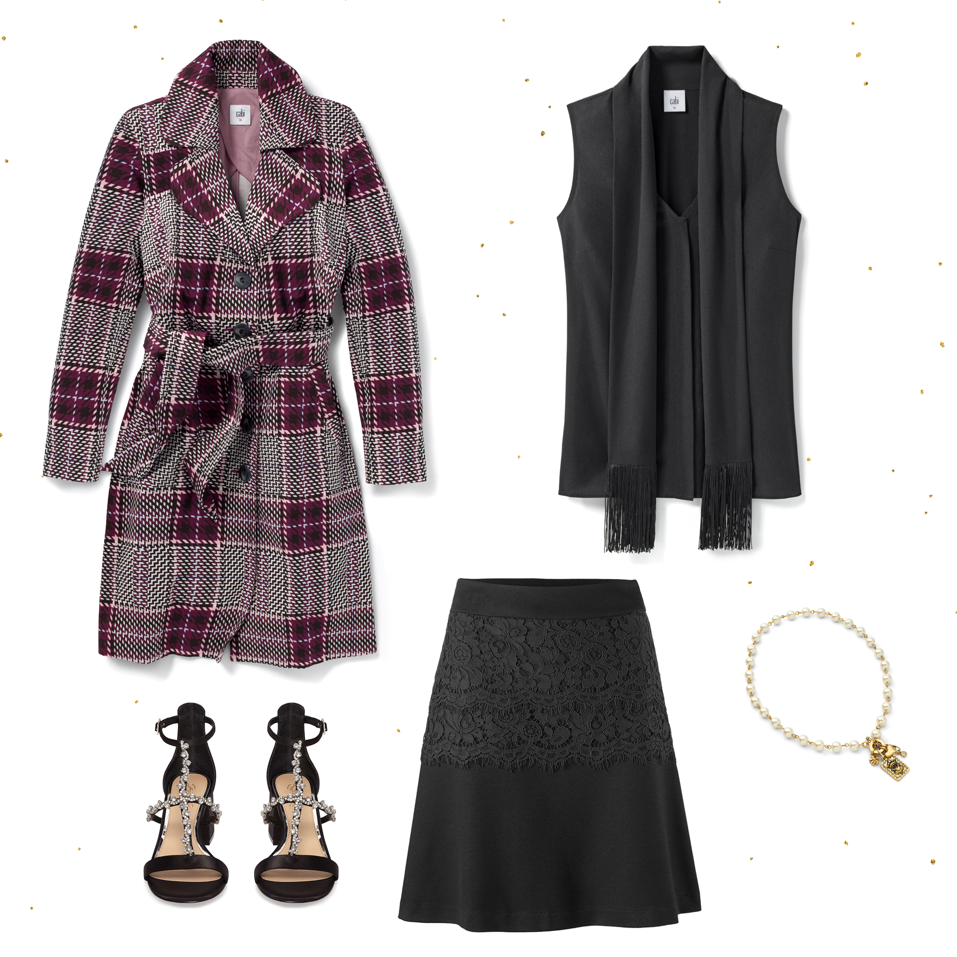 5 Holiday Party Outfits to Celebrate in Style | cabi Clothing