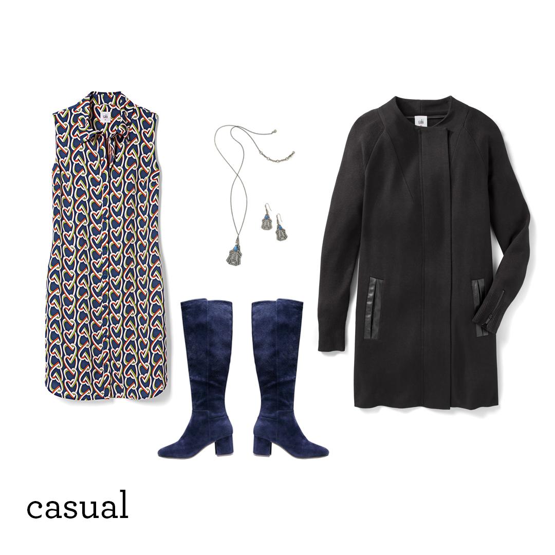 Fashion Flash 5 Pieces 2 Ways To Wear Cabi Fall 2019