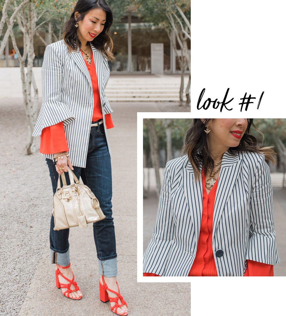 Transitional Outfit Ideas for Spring | cabi Clothing Blog