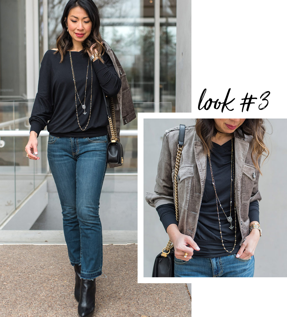 60442dd5f3 Transitional Outfit Ideas for Spring