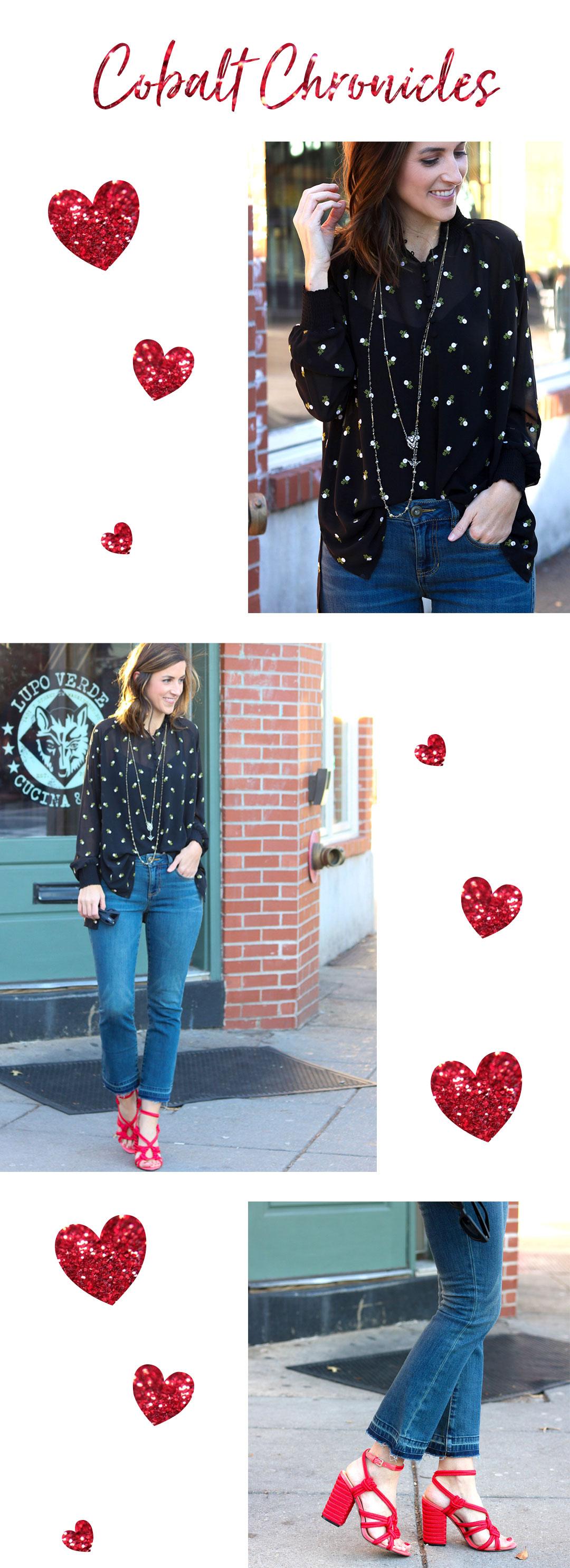 cabi Clothing | Valentine's Day Date Night