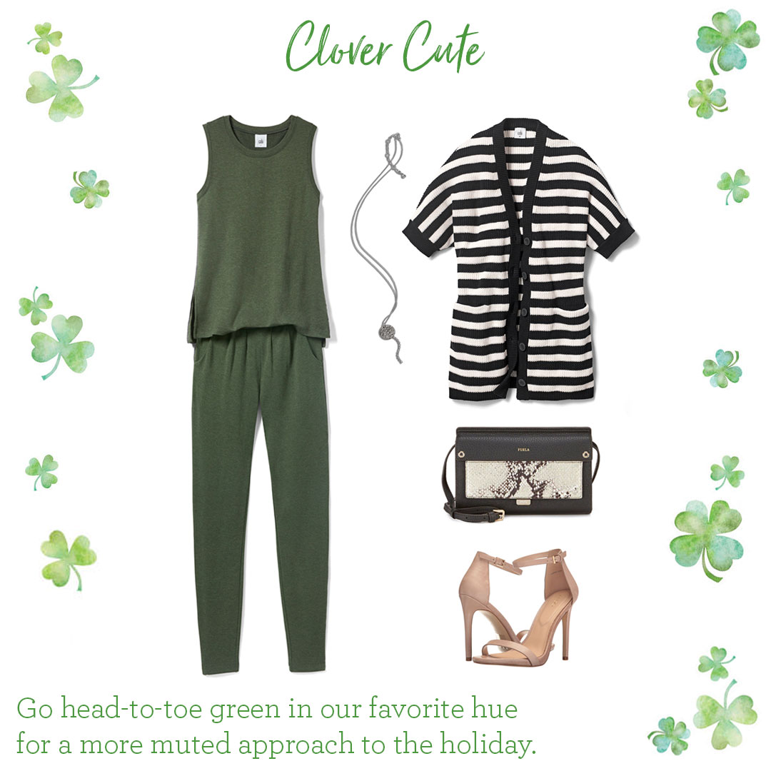 cabi Clothing | St. Patrick's Day Outfit Ideas