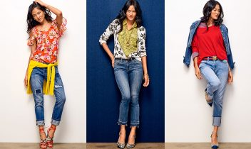 get ready, get set—get these four spring cabi jeans now!