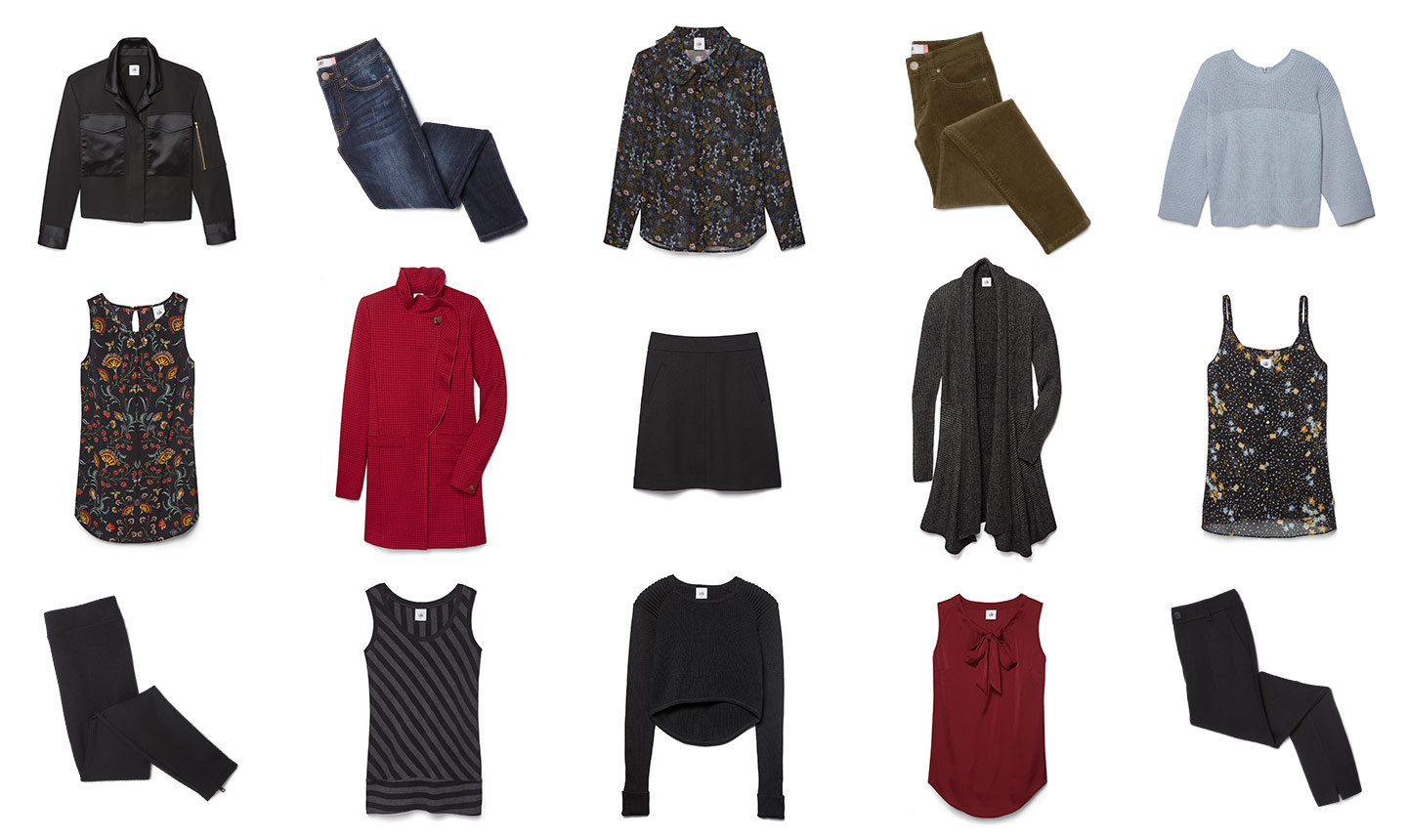 15 pieces 30 outfits your fall survival guide cabi fall 2018