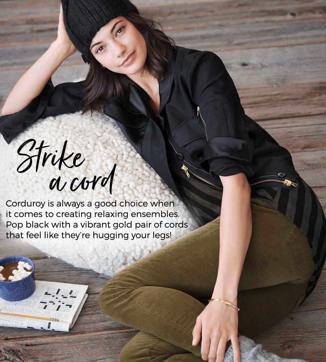 cabi Clothing | Fall 2018 | Cozy Chic Outfits
