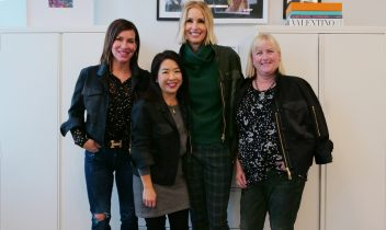 back in black: styling tips for our design team's favorite fall jacket