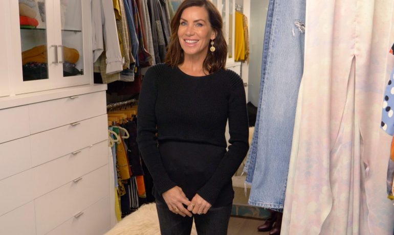 get organized: fall closet organization ideas from chief design officer kat woodside