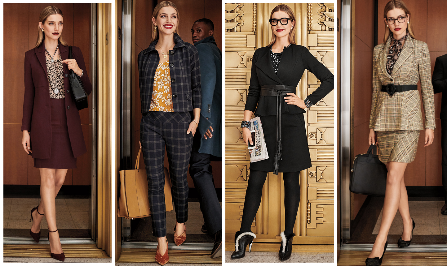 0fee2e23e49 8 business casual outfits for fall - Cabi Spring 2019 Collection