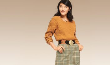 step up your fall style game with these sweater outfit ideas