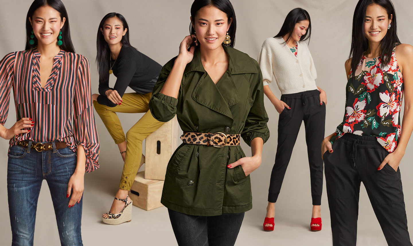 spring clothing you can shop now - Cabi Spring 2019 Collection