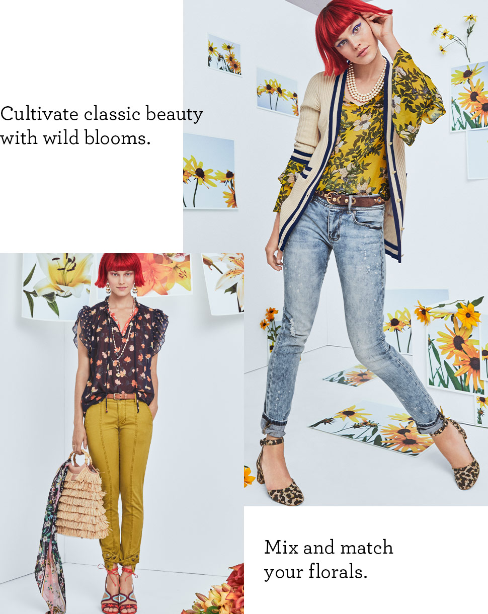 cabi Clothing | Trend Report S19
