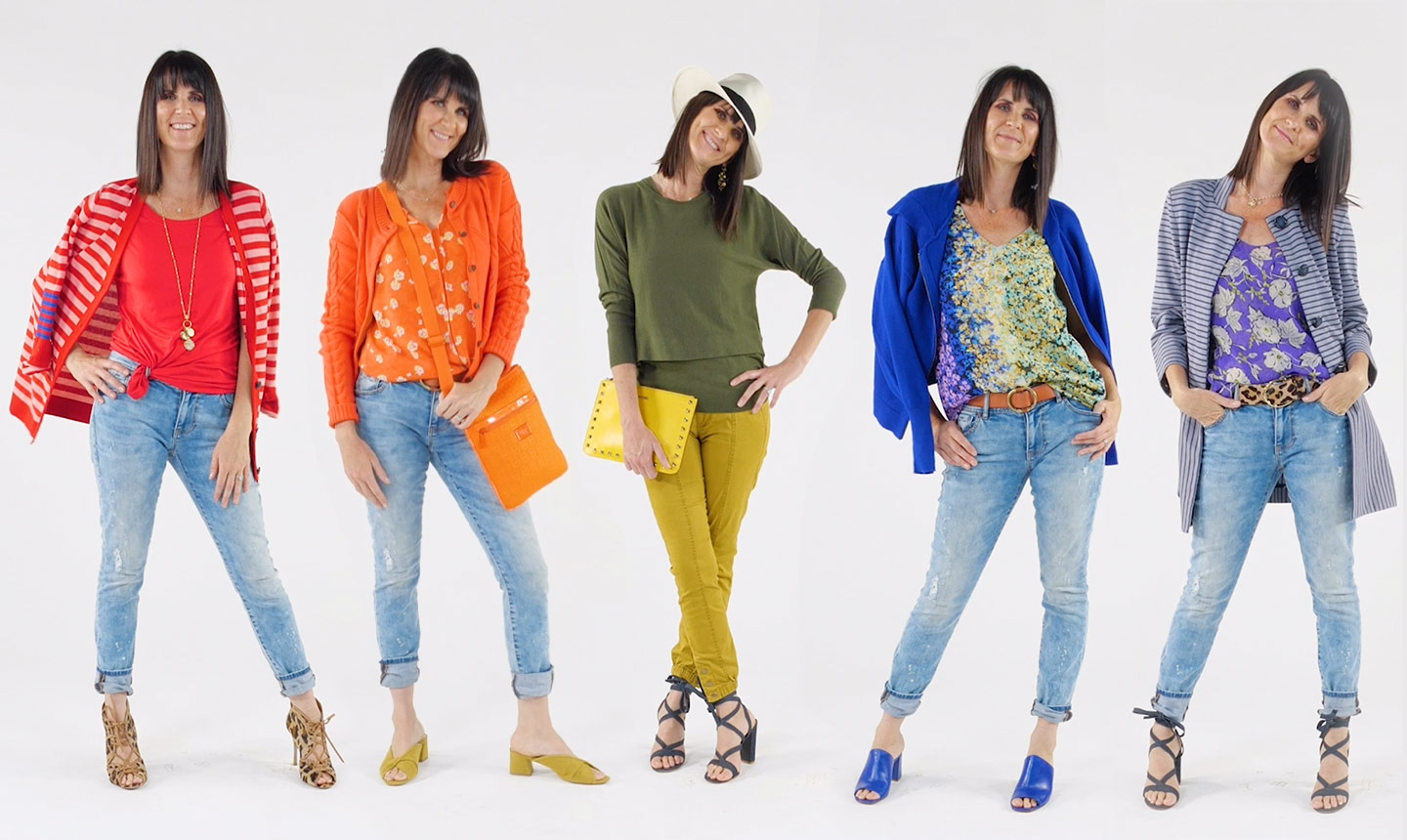 color your mood with these spring colors - Cabi Spring 7 Collection