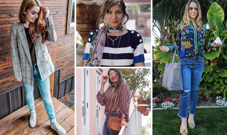 spring (fashion) forward: blogger edition
