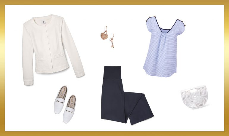 on the town: 5 fabulous girls' night out looks