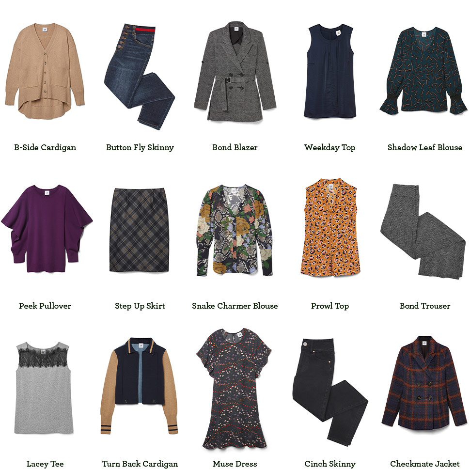 cabi Clothing | Fall 2019 | 30 Fall Outfit Ideas