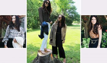 transitional style: springing into fall