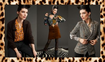 animal print clothing: let's get wild