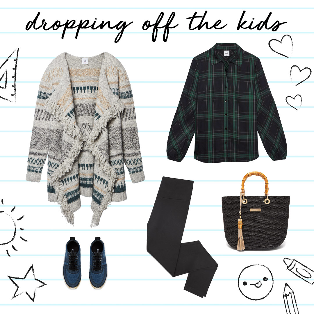 too cool for school back to school outfit ideas , Cabi Fall