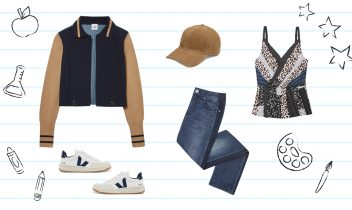 too cool for school: back to school outfit ideas