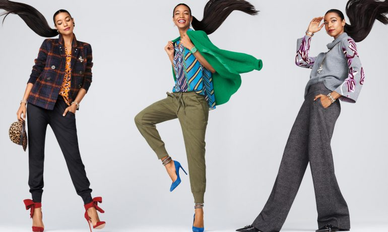 trouser style: a guide to our fall silhouettes