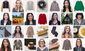 fall favorites we're pumped for