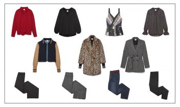 the fall wardrobe travel capsule your closet needs now