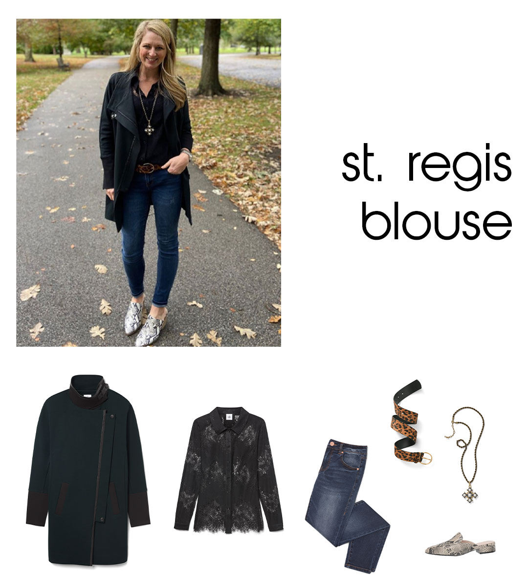 Black Clothing Our Fave Fall Picks Cabi Fall 2019