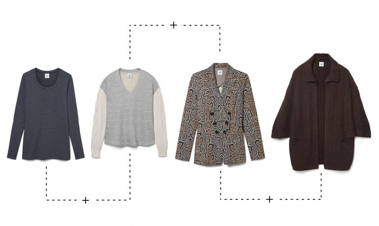 the more the merrier: how to layer clothing