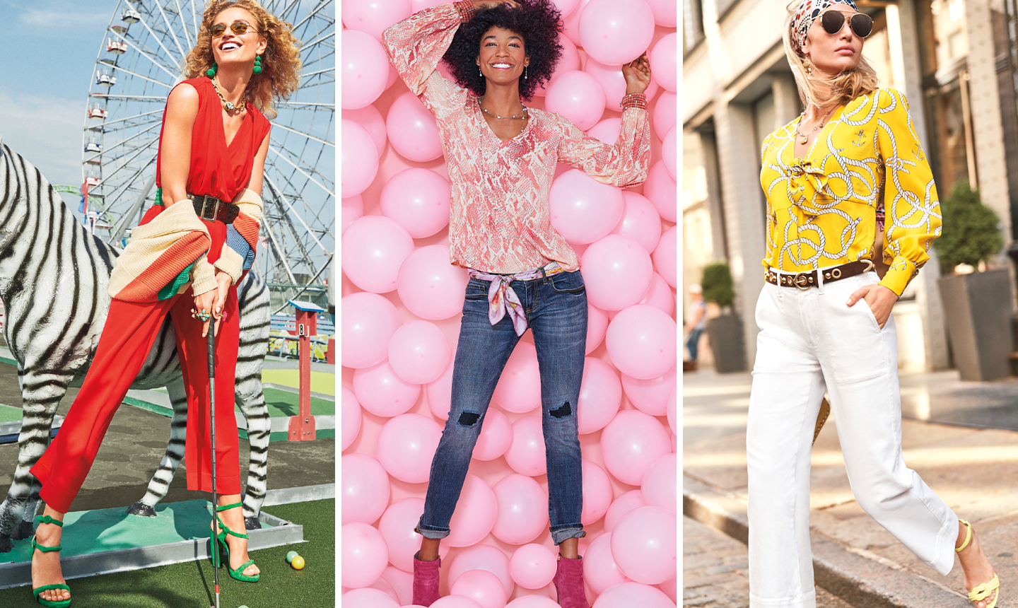 spring 8 fashion trends - Cabi Spring 8 Collection