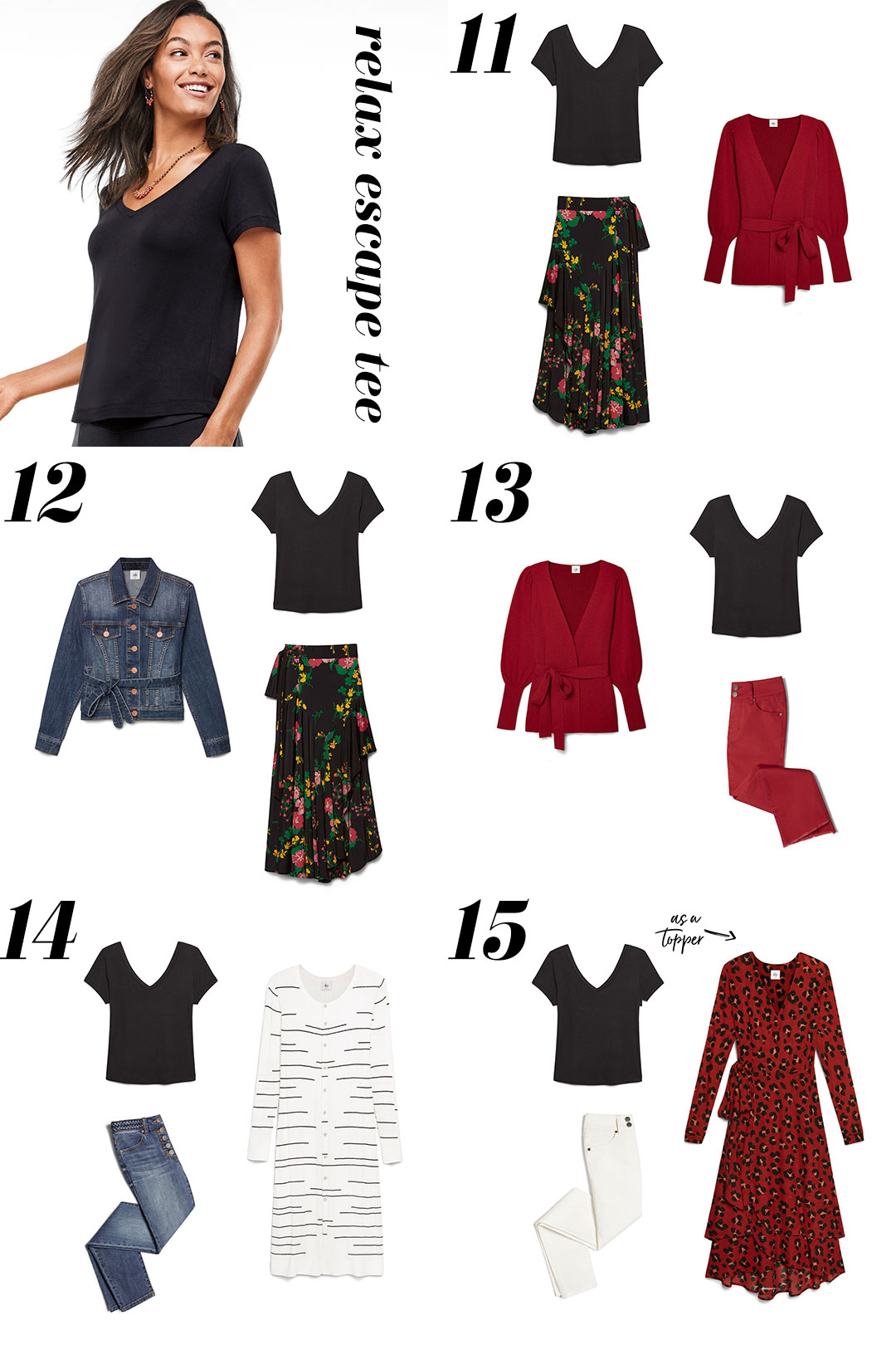 cabi Clothing | 30 Spring Outfit Ideas