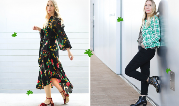 saint patrick's day: luck of the stylish
