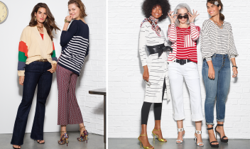 striped clothing: show your true stripes