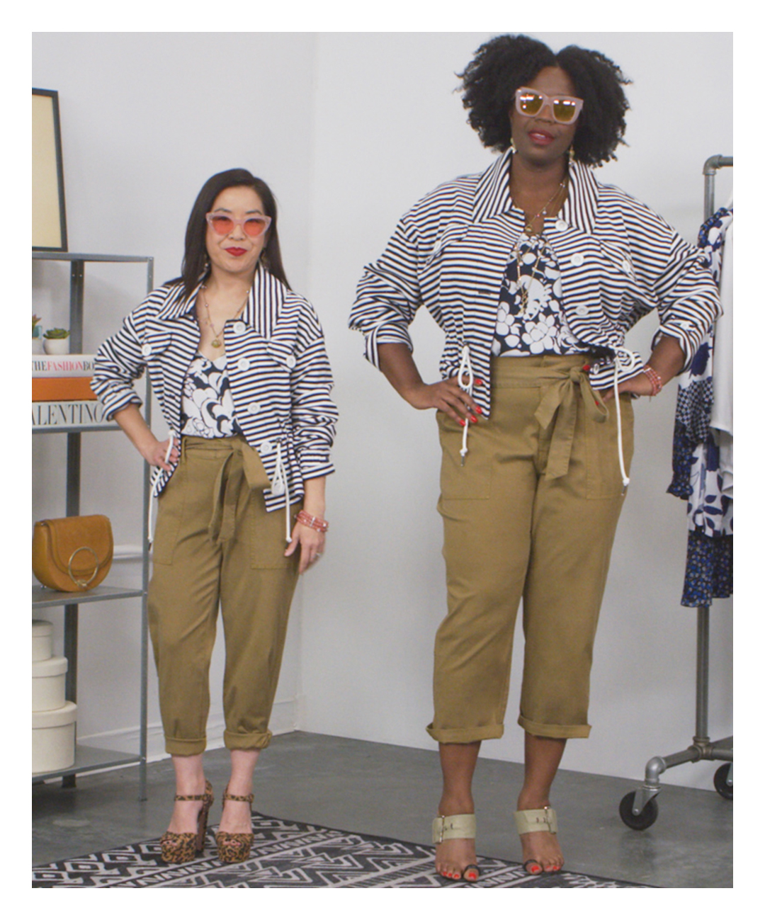 cabi Clothing | Styling Tips for Tall or Petite Women
