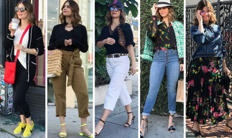 everyday outfits, extraordinary style