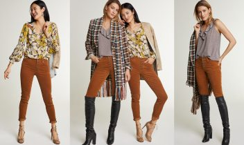 get ready for our fall fashion flash!