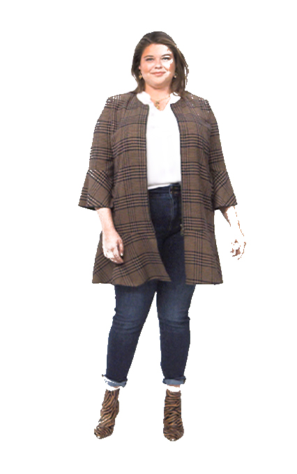 Flounce Jacket | cabi Fall 2020 Collection