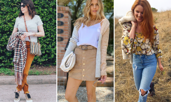 transitional dressing: wearing fall in summer