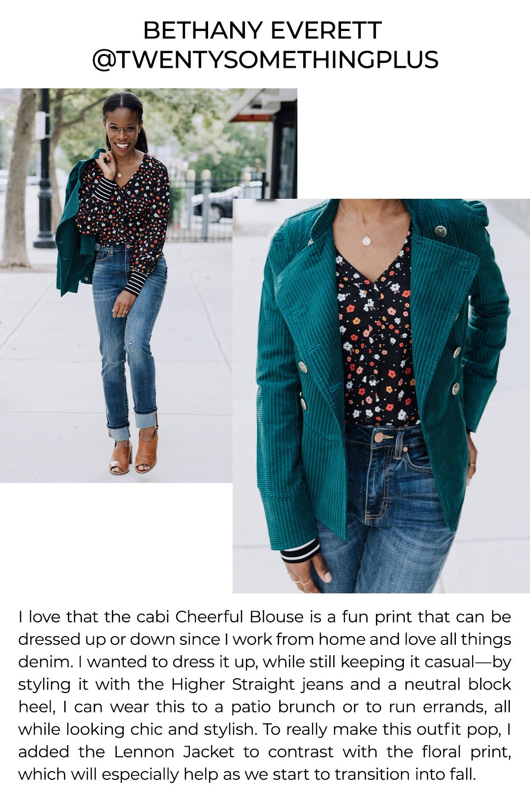 cabi Clothing | Fall 2020 Heart of cabi