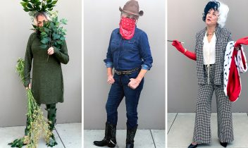 wickedly chic halloween costumes