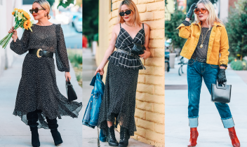 connect the dots: how to style polka dot outfits